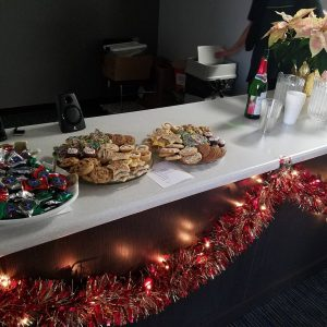 Beautiful homemade Christmas cookies for the company Christmas luncheon hellip