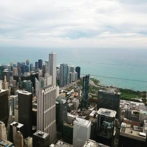 Hello from the 103rd floor! skydeck skydeckchicago chicago gowitte famtriphellip
